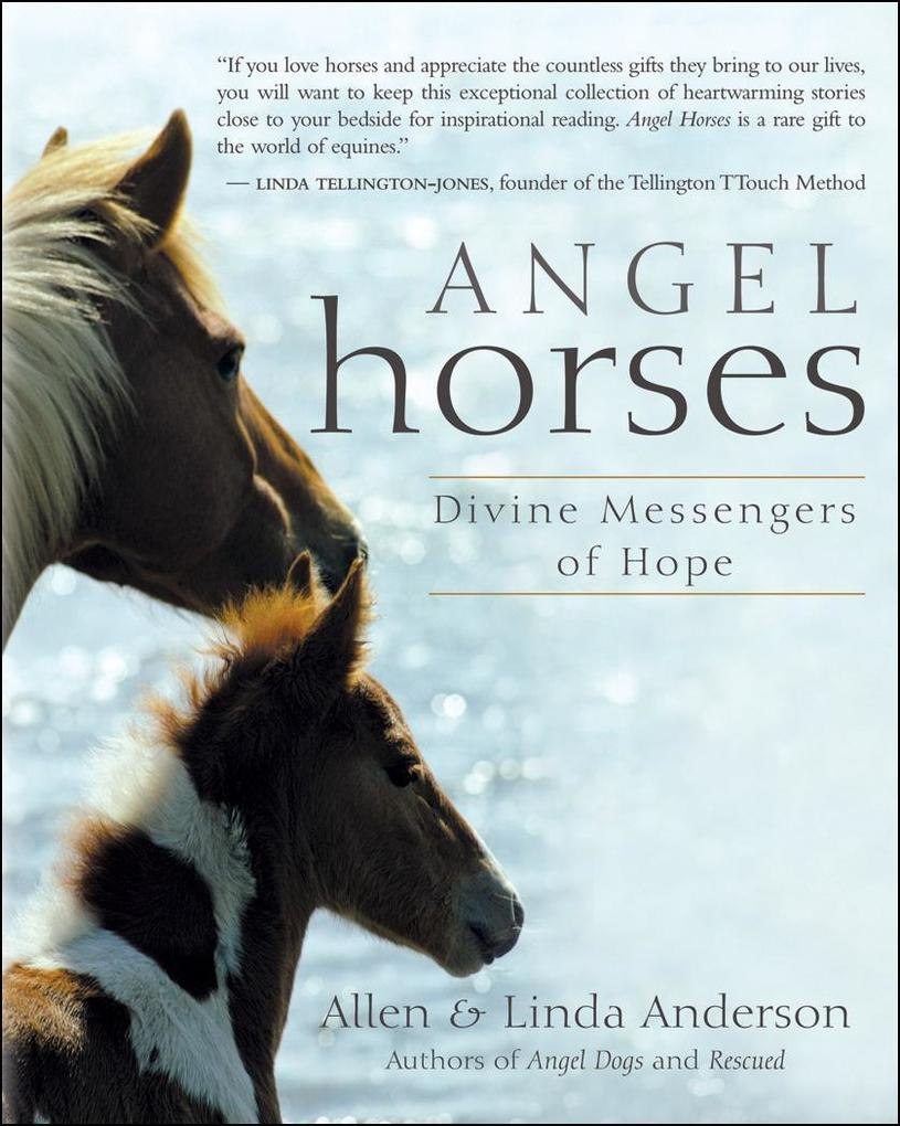 Angel Horses als eBook Download von Allen Anderson