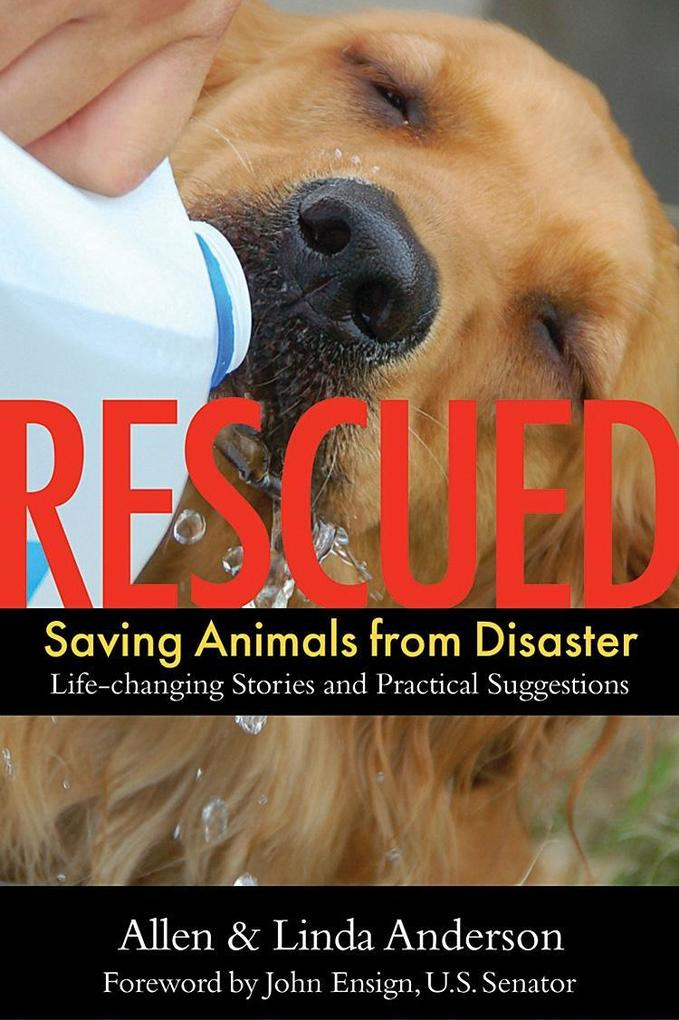Rescued als eBook Download von Allen Anderson