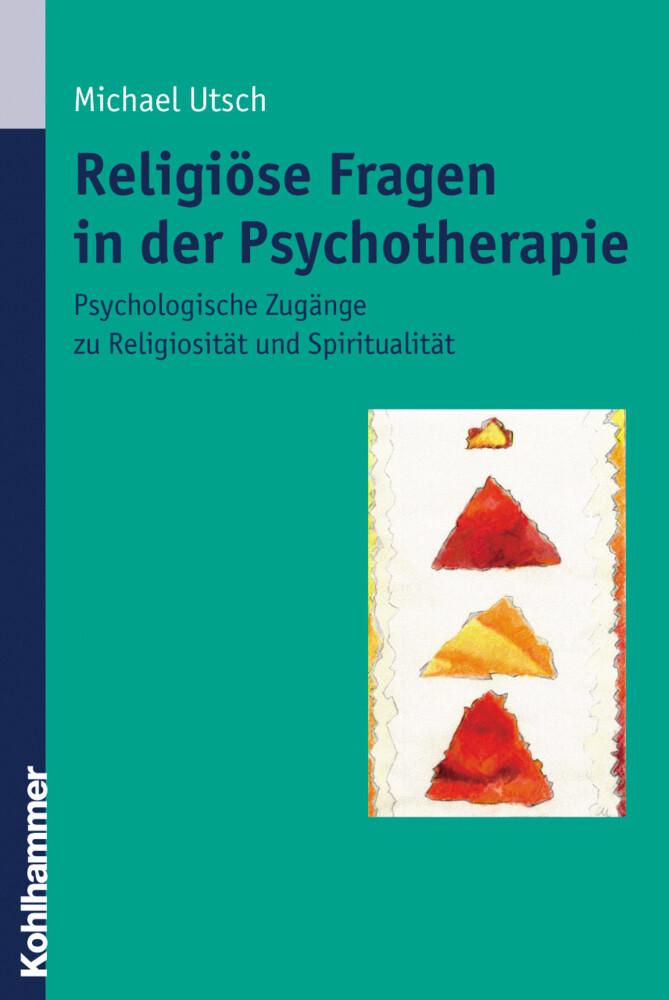 Religiöse Fragen in der Psychotherapie als Buch