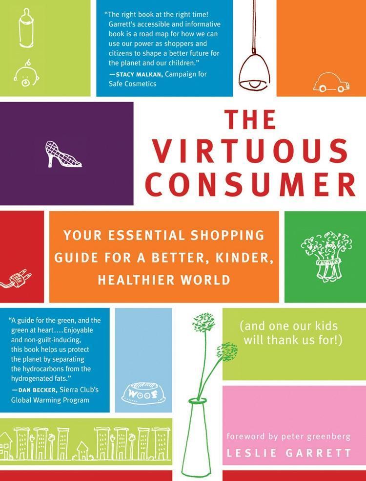 The Virtuous Consumer als eBook Download von Le...