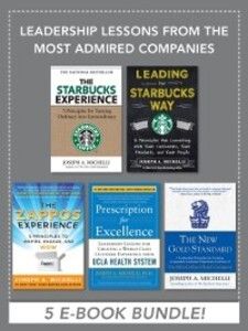 Leadership Lessons from the Most Admired Compan...