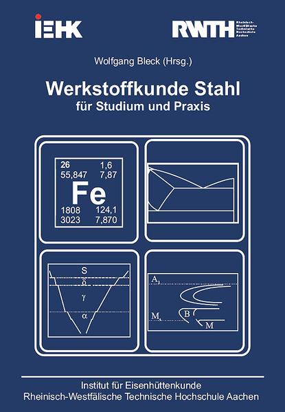 Werkstoffkunde Stahl für Studium und Praxis als Buch