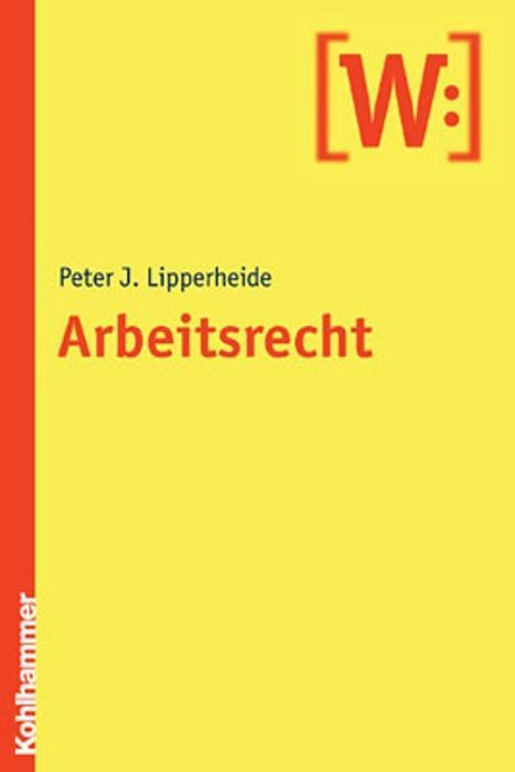 Arbeitsrecht als Buch