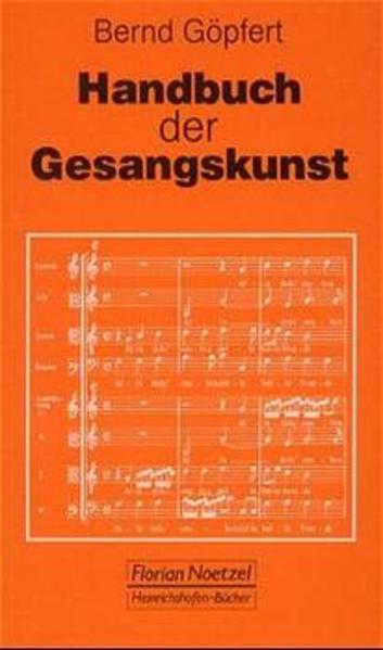 Handbuch der Gesangskunst als Buch