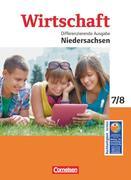 Wirtschaft 1: 7./8. Schuljahr. Schülerbuch Differenzierende Ausgabe Niedersachsen