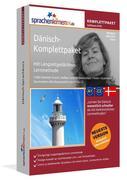 Sprachenlernen24.de Dänisch-Komplettpaket (Sprachkurs)