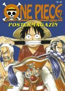 One Piece Postermagazin HEFT 1 als Buch