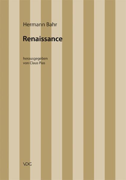 Kritik der Moderne 5. Renaissance als Buch von ...
