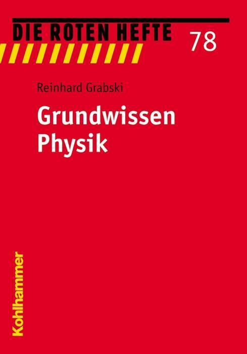 Grundwissen Physik als Buch