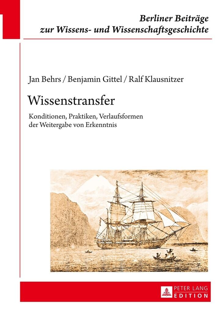 Wissenstransfer als Buch von Jan Behrs, Benjami...
