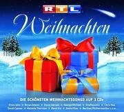 RTL Weihnachten/ Die schönsten Weihnachtssongs auf 3 CDs