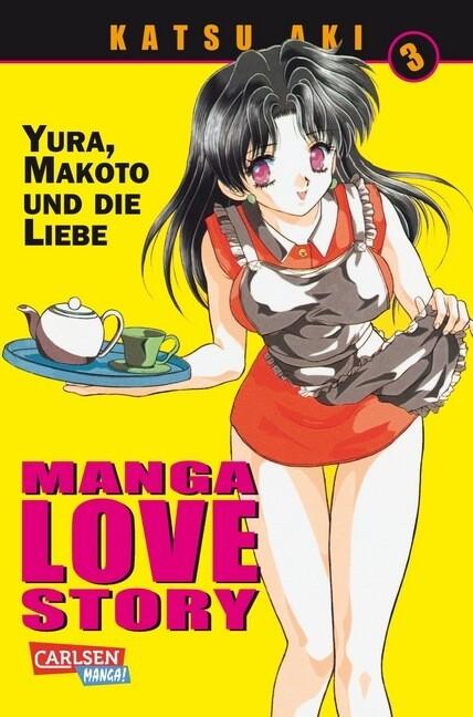 Manga Love Story 03 als Buch