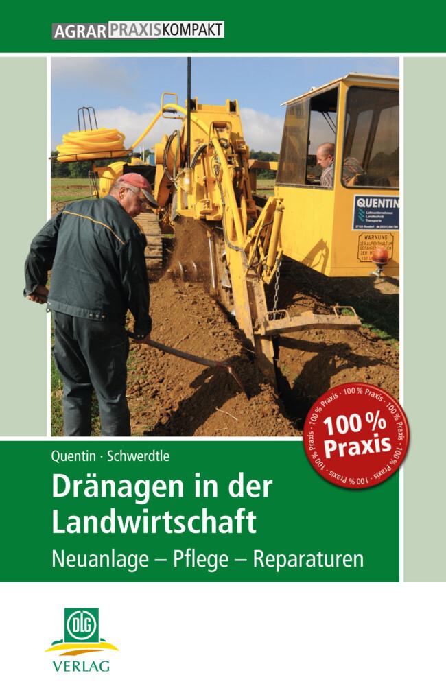 Dränagen in der Landwirtschaft als Buch von Udo...