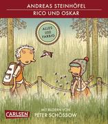 Rico Gesamtausgabe, Band 1 - 3 (Rico und Oskar )
