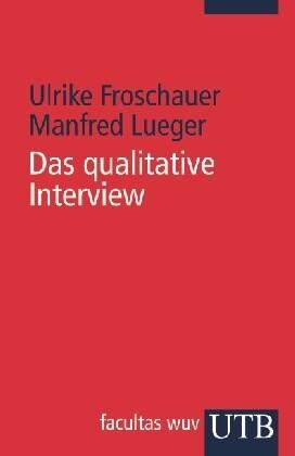 Das qualitative Interview als Taschenbuch
