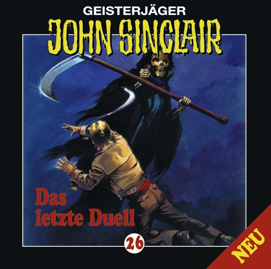 John Sinclair - Folge 26 als Hörbuch