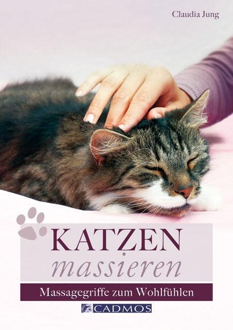 Katzen massieren als eBook Download von Claudia...