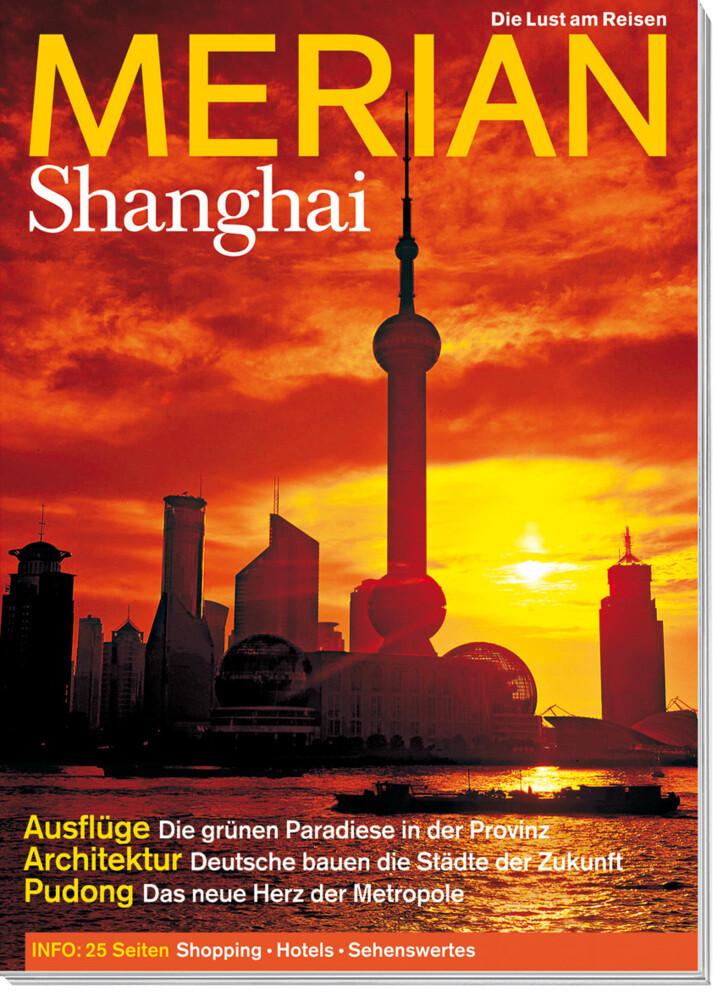 MERIAN Shanghai als Buch von
