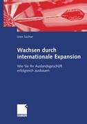 Wachsen durch internationale Expansion