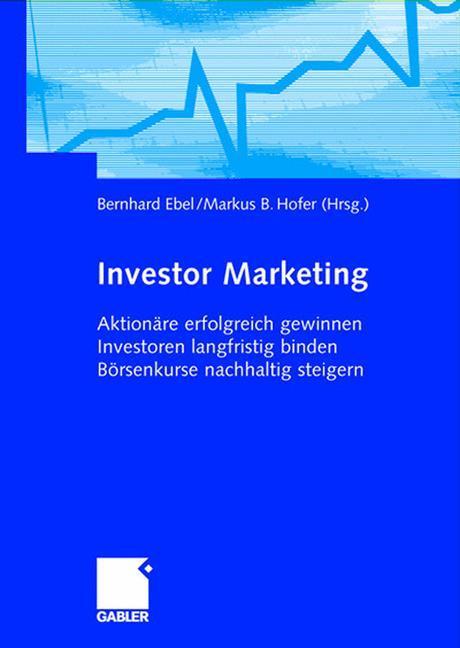 Investor Marketing als Buch von
