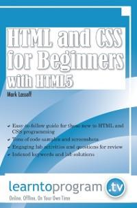 HTML and CSS for Beginners with HTML5 als eBook...