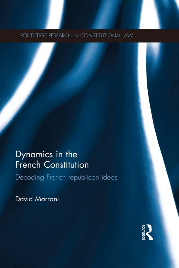 Dynamics in the French Constitution als eBook pdf