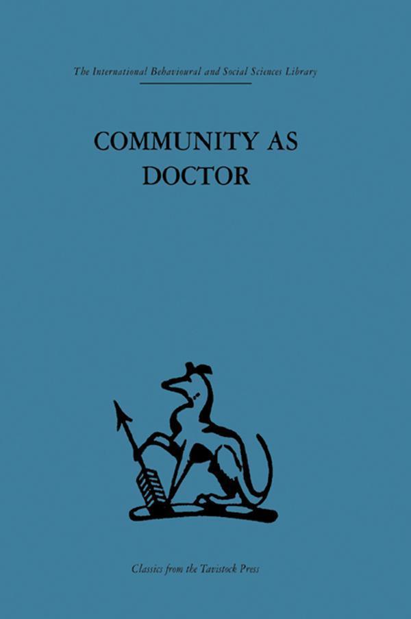 Community as Doctor als eBook Download von