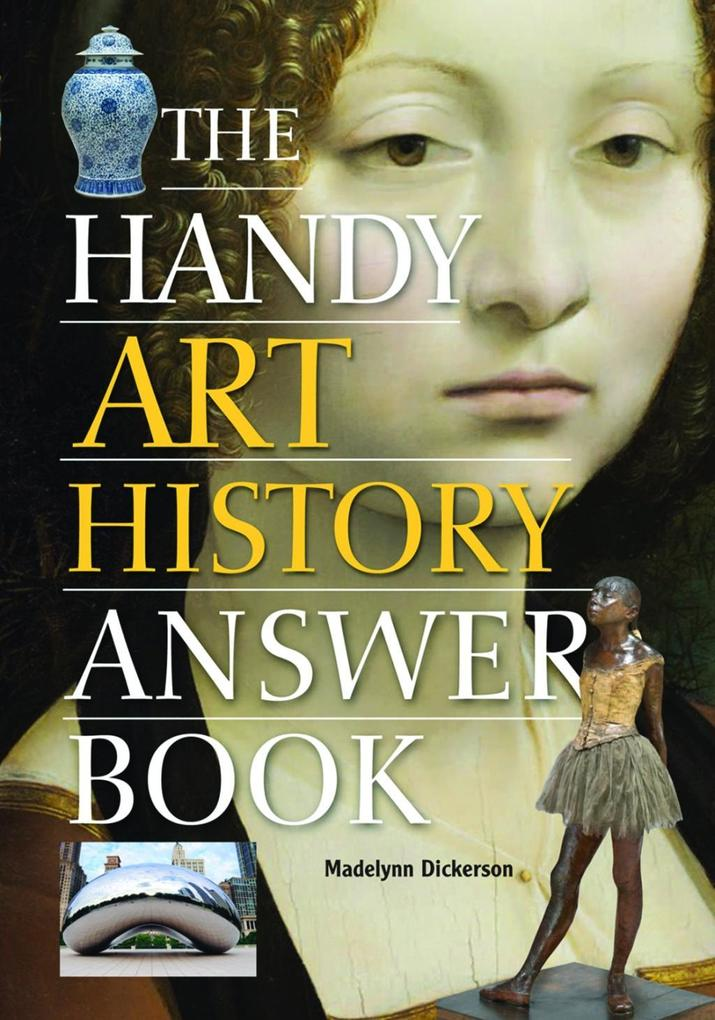 The Handy Art History Answer Book als eBook Dow...