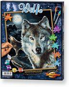 Schipper Arts & Crafts - Meisterklasse Klassiker - Wölfe