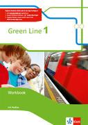 Green Line 1. Workbook mit Audio CD. Neue Ausgabe