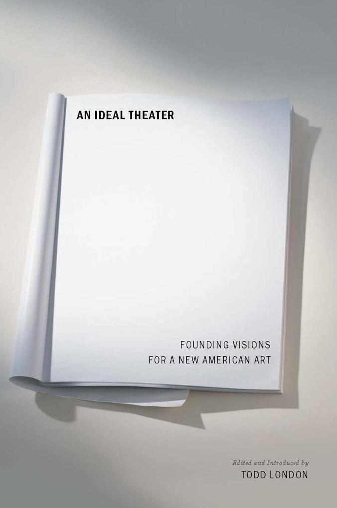 An Ideal Theater als eBook Download von Todd Lo...