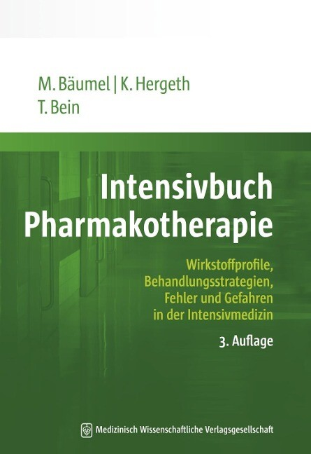 Intensivbuch Pharmakotherapie als eBook Downloa...