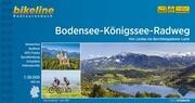 Bodensee-Königssee-Radweg 1:50.000