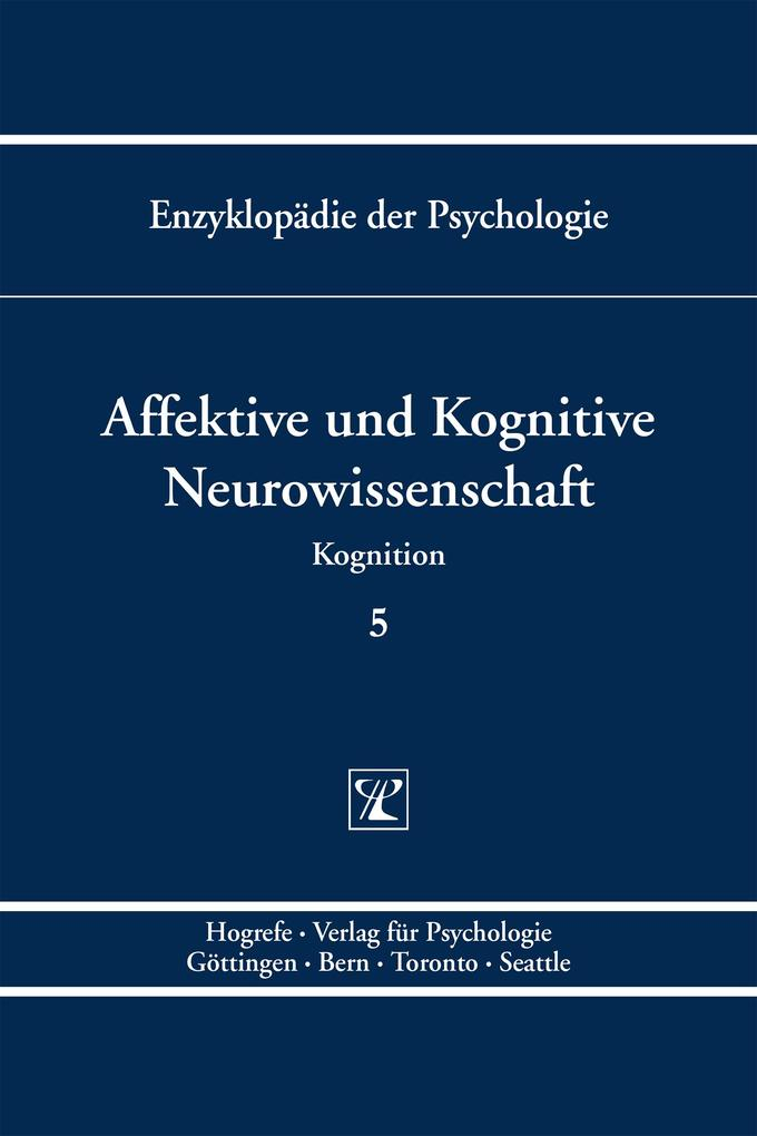 Affektive und Kognitive Neurowissenschaft als e...