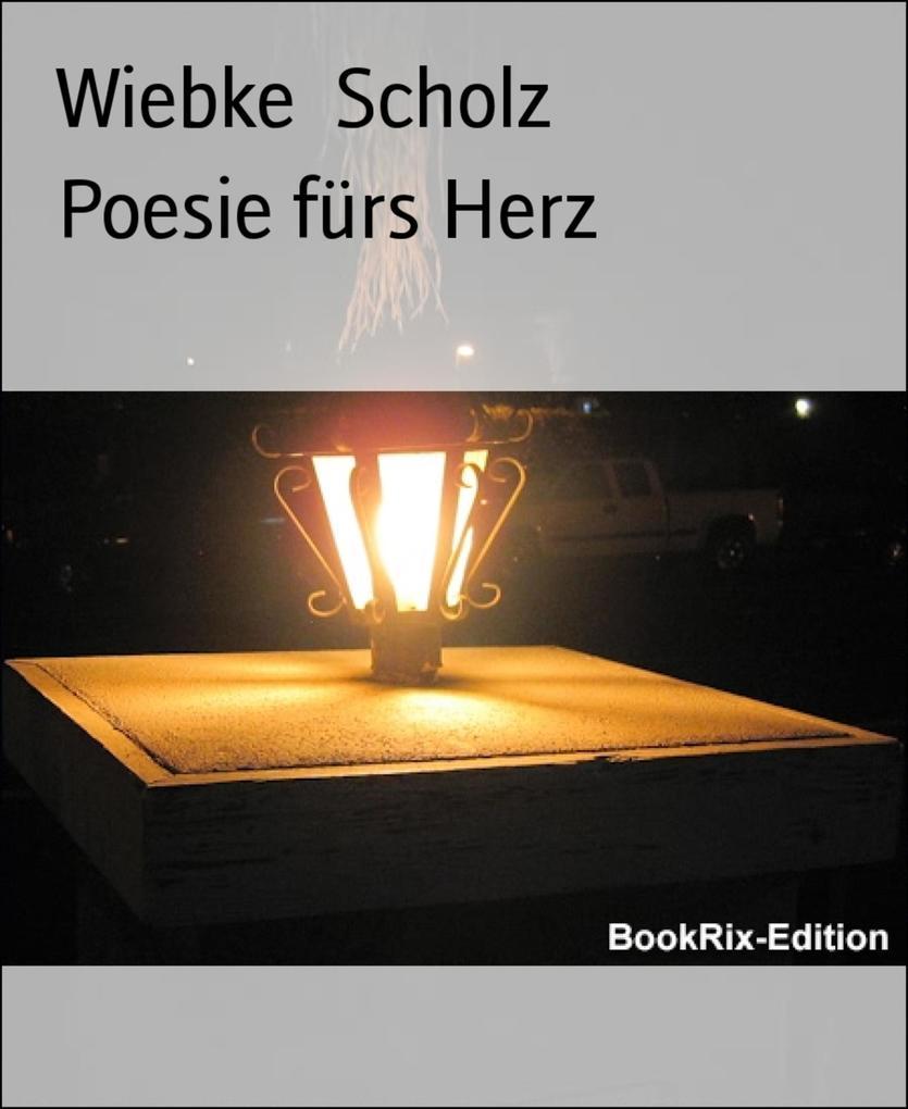 Poesie fürs Herz als eBook Download von Wiebke ...