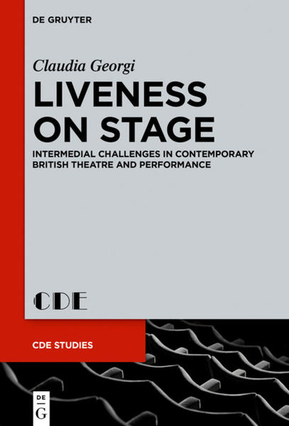 Liveness on Stage als Buch von Claudia Georgi