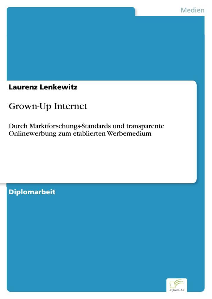 Grown-Up Internet als eBook Download von Lauren...