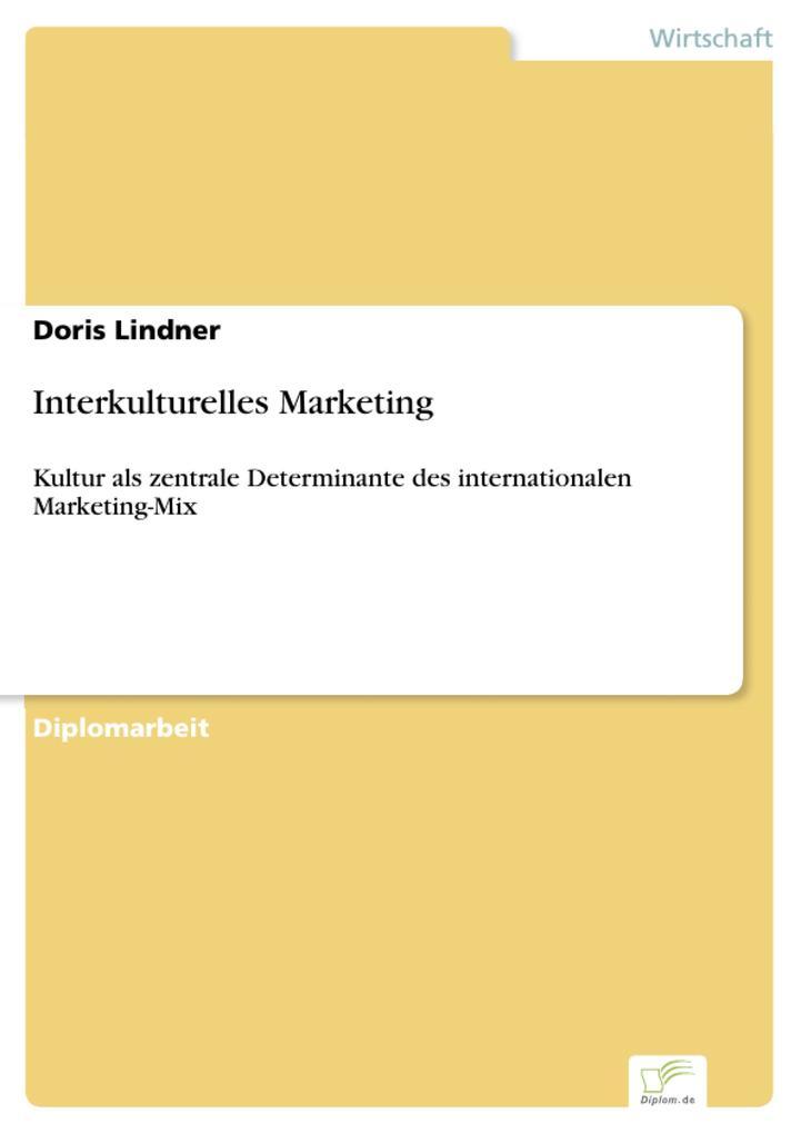 Interkulturelles Marketing als eBook Download v...