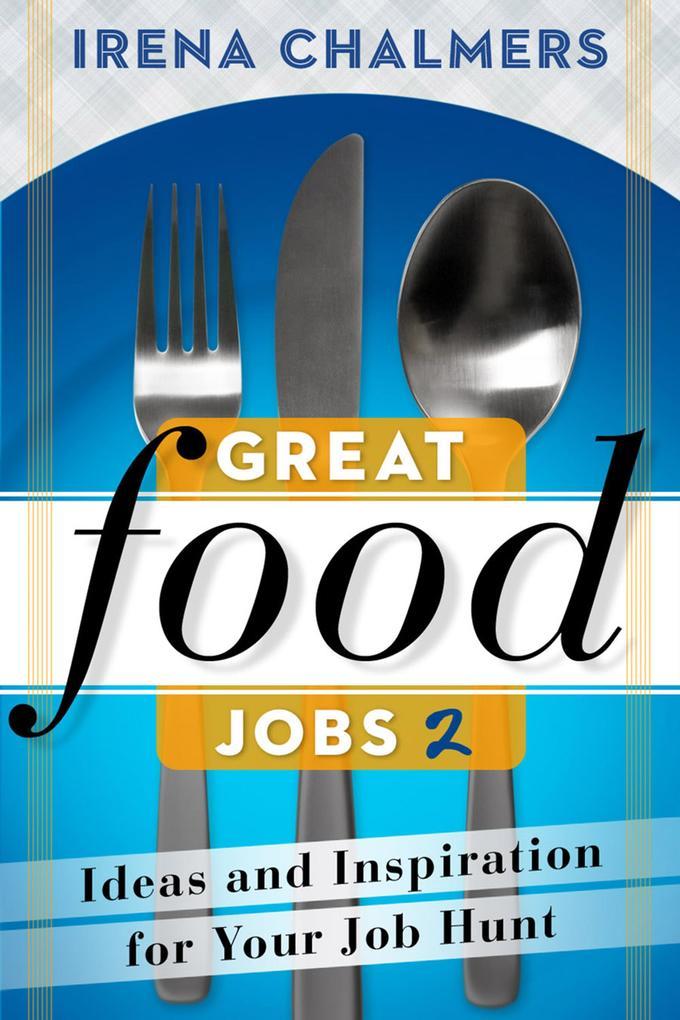 Great Food Jobs 2 als eBook Download von Irena ...