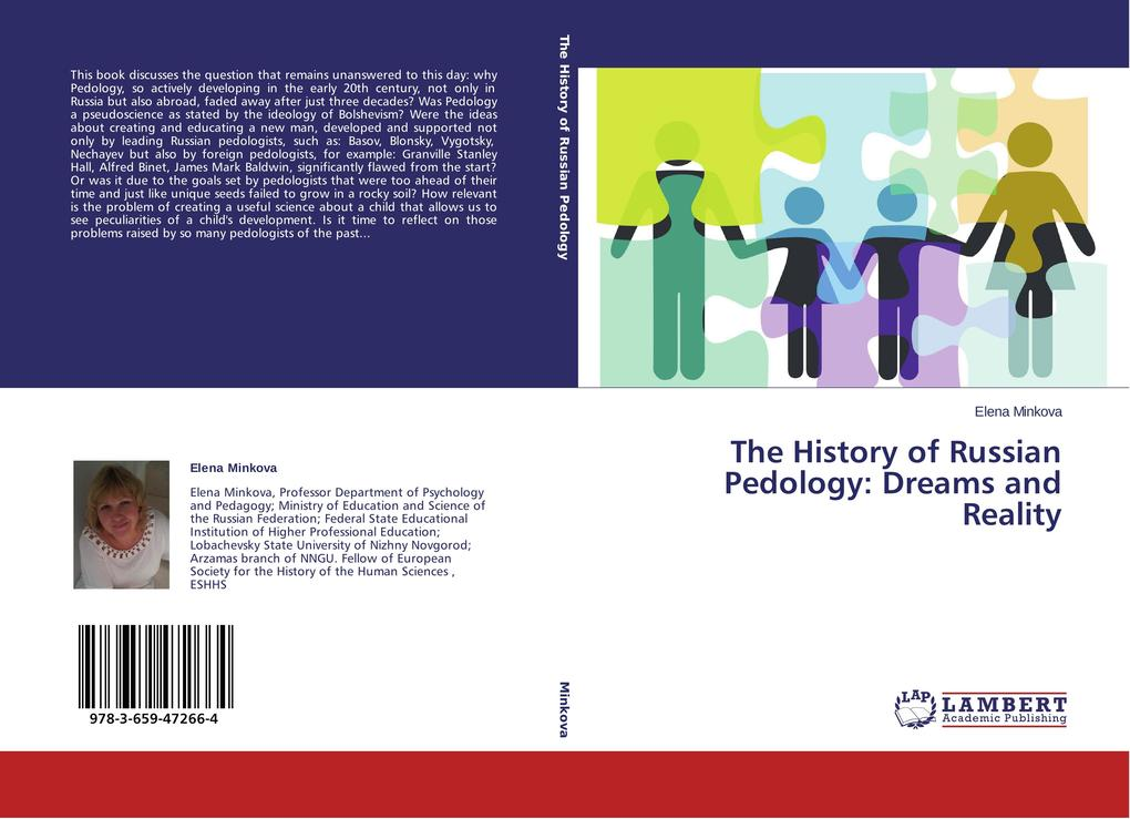 The History of Russian Pedology: Dreams and Rea...