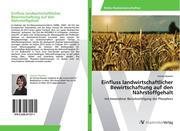 Einfluss landwirtschaftlicher Bewirtschaftung auf den Nährstoffgehalt