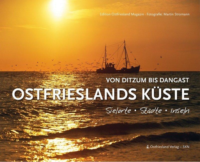 Ostfrieslands Küste als Buch von Holger Bloem, ...