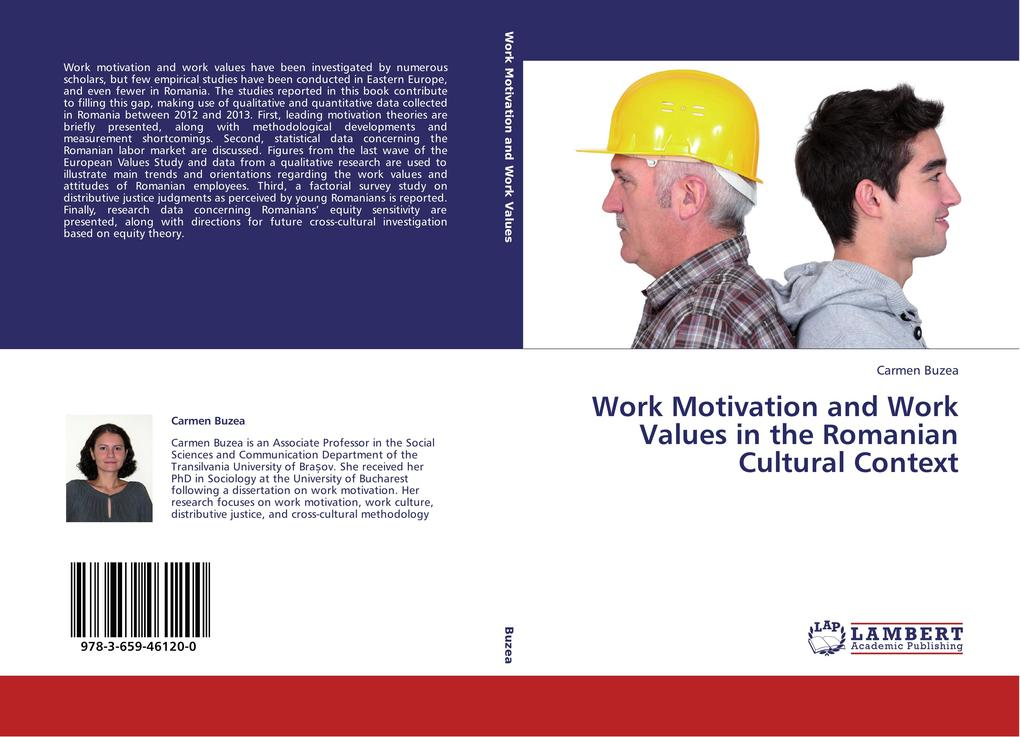 Work Motivation and Work Values in the Romanian...