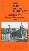 Duisburg Sheet 01. Duisburg (N) Hamborn & Bruckhausen 1944