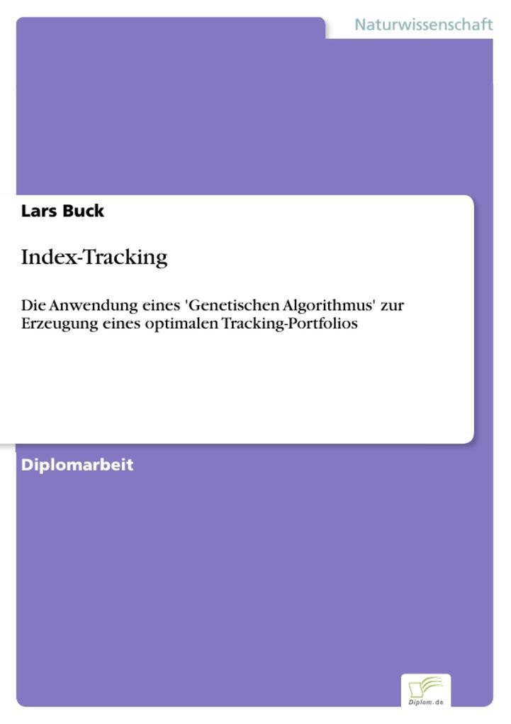 Index-Tracking als eBook Download von Lars Buck
