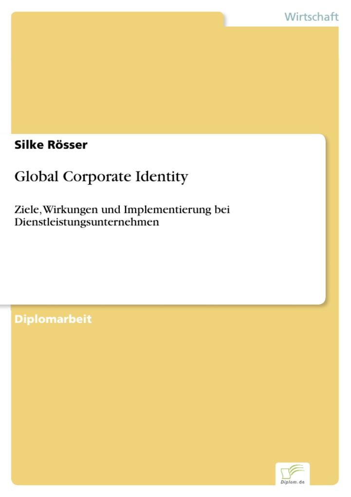 Global Corporate Identity als eBook Download vo...