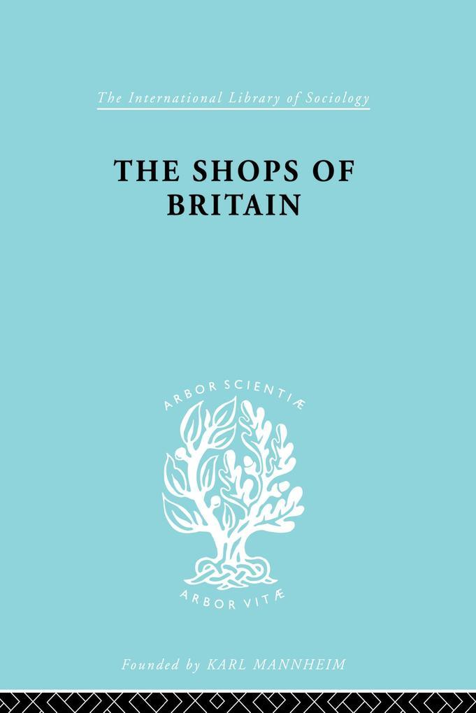 Shops of Britain als eBook Download von Hermann...