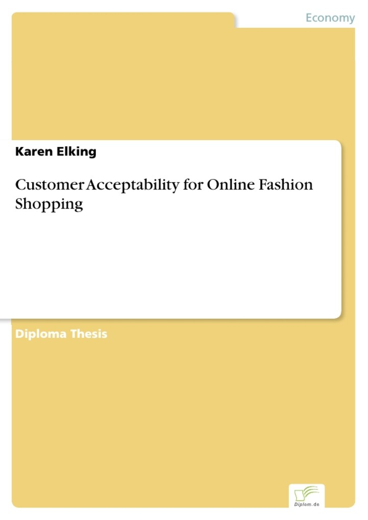 Customer Acceptability for Online Fashion Shopp...