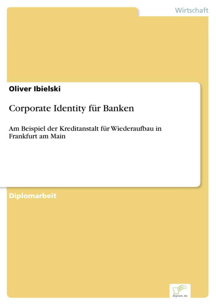 Corporate Identity für Banken als eBook Downloa...