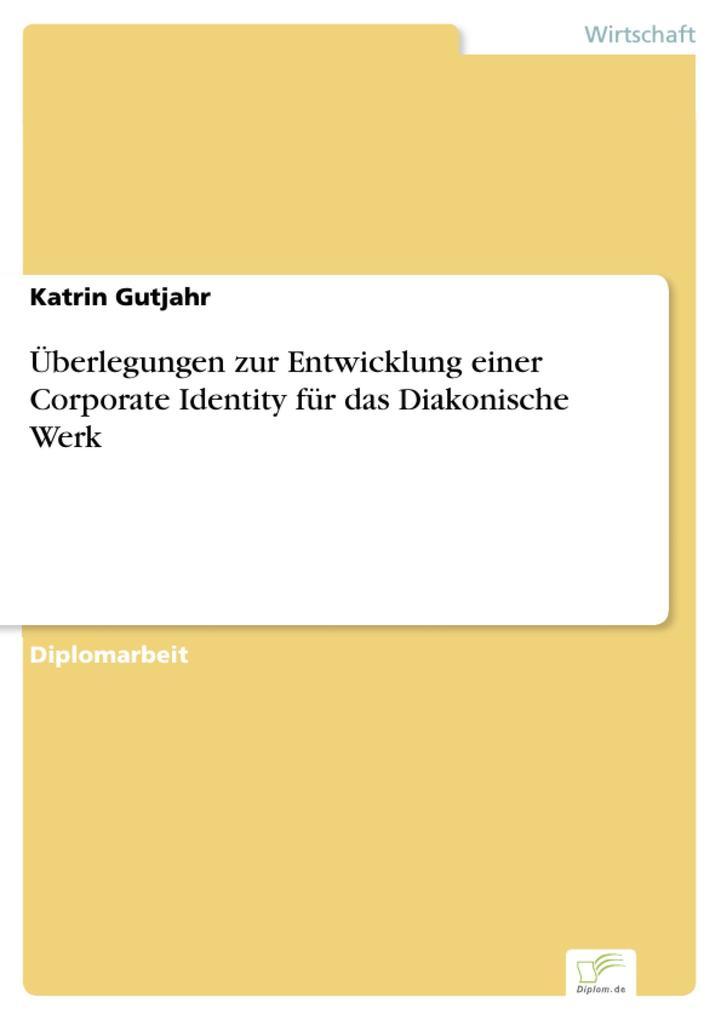 Überlegungen zur Entwicklung einer Corporate Id...
